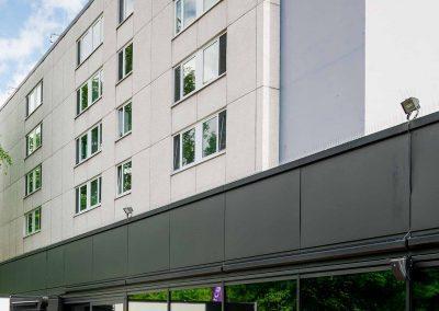 Congress Hotel Mercure Nürnberg an der Messe Aussenansicht