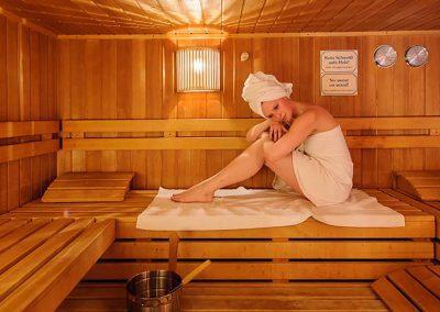 Congress Hotel Mercure Nürnberg an der Messe Finnische Sauna