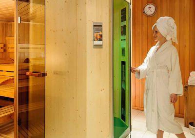 Congress Hotel Mercure Nürnberg an der Messe Saunabereich