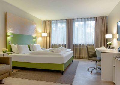 Mercure Hotel Nuernberg Congress-210 Privilege Zimmer