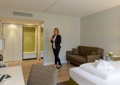 Mercure Hotel Nuernberg Congress-235 Privilege Zimmer