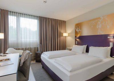 Mercure Hotel Nuernberg Congress-252 Standard Zimmer Doppel
