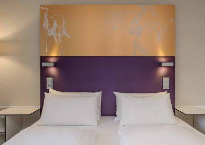 Mercure Hotel Nuernberg Congress-281 Standard Zimmer Doppel