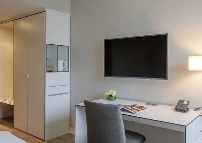 Mercure Hotel Nuernberg Congress-288 Standard Zimmer