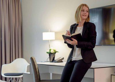 Mercure Hotel Nuernberg Congress-360 Privilege Zimmer